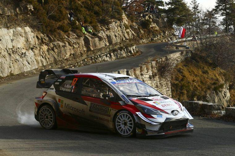 FOTO: Thierry Neuville gana su primer Rally de Montecarlo y es líder del WRC