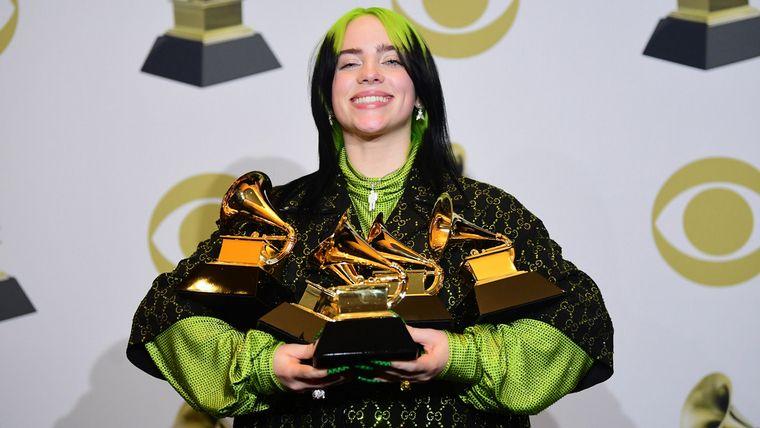 Resultado de imagen para Grammys 2020 ganadores