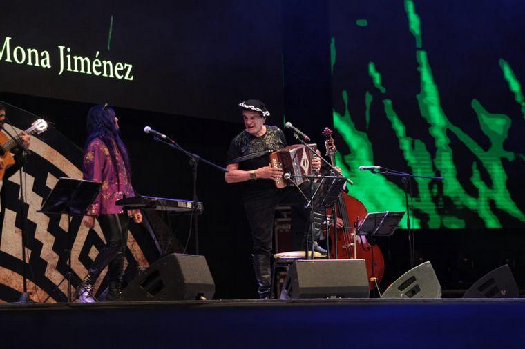 FOTO: La tercera luna del Festival Nacional de Folclore