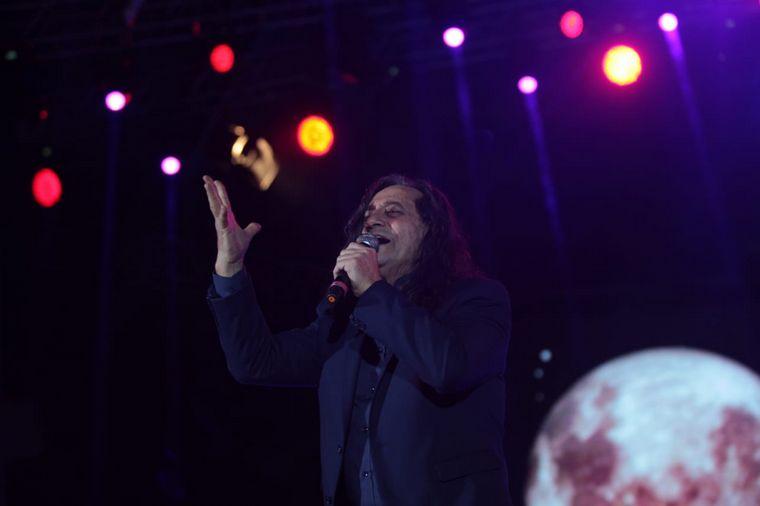 FOTO: Omar Mollo llenó de tango al festival