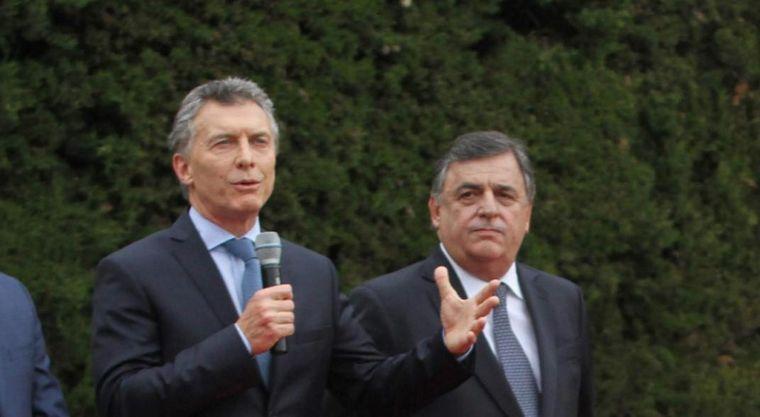 FOTO: Negri cruzó duro a Macri.