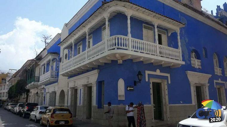 FOTO: Cartagena de Indias, la ciudad de los balcones.