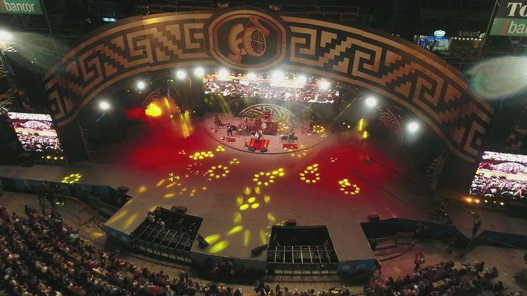 FOTO: Las postales de la séptima luna del Festival de Cosquín.