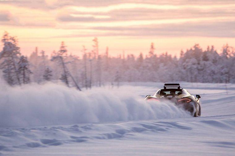 """FOTO: Un lodge """"presidencial"""" es el albergue en el Ártico"""