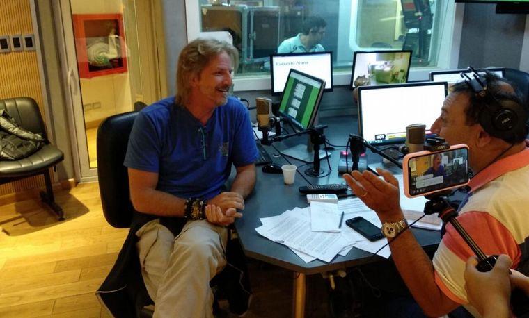 AUDIO: Facundo Arana hace temporada en Carlos Paz con