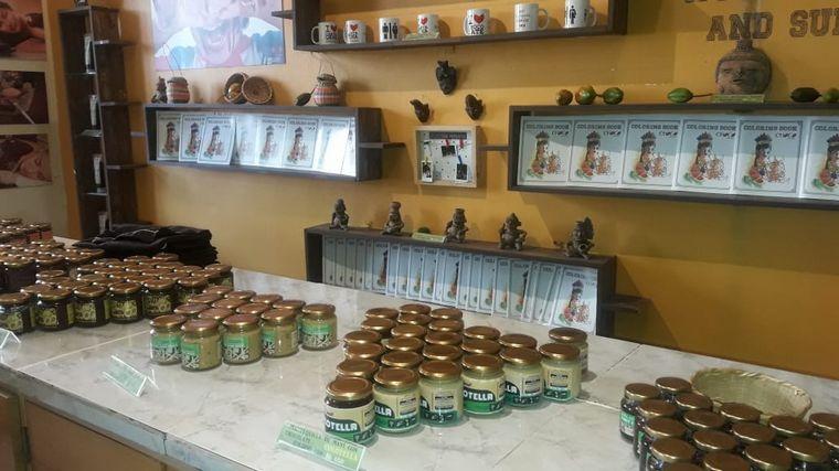 AUDIO: Una visita por el Museo del Cacao en Cartagena (Por Matías Arrieta)