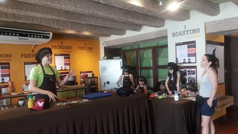 FOTO: Museo del Cacao en Cartagena