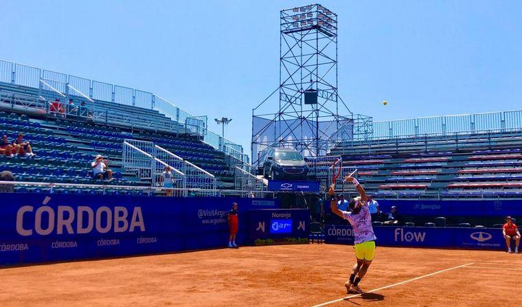 AUDIO: El Córdoba Open 2020 puso primera (por Jorge Parodi)