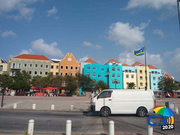 FOTO: Mati Arrieta en Curaçao (Antillas Holandesas)