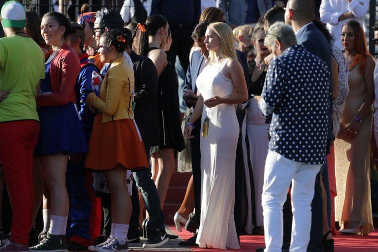 FOTO: La alfombra roja de los premios Carlos