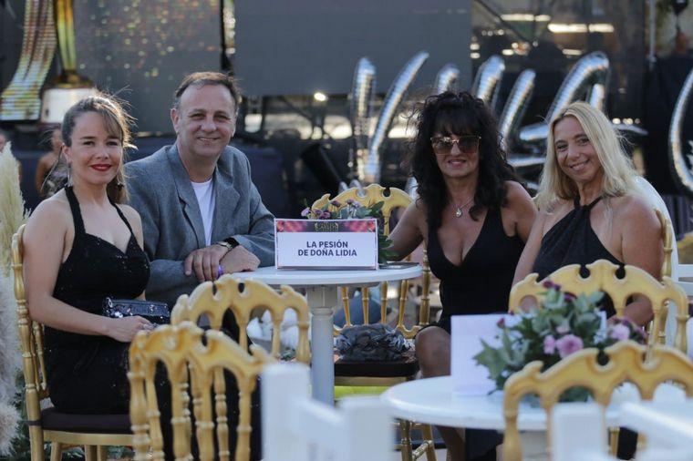FOTO: Alfombra roja premios Carlos