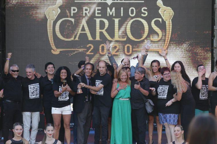 FOTO: Facundo Arana, uno de los grandes ganadores de la noche