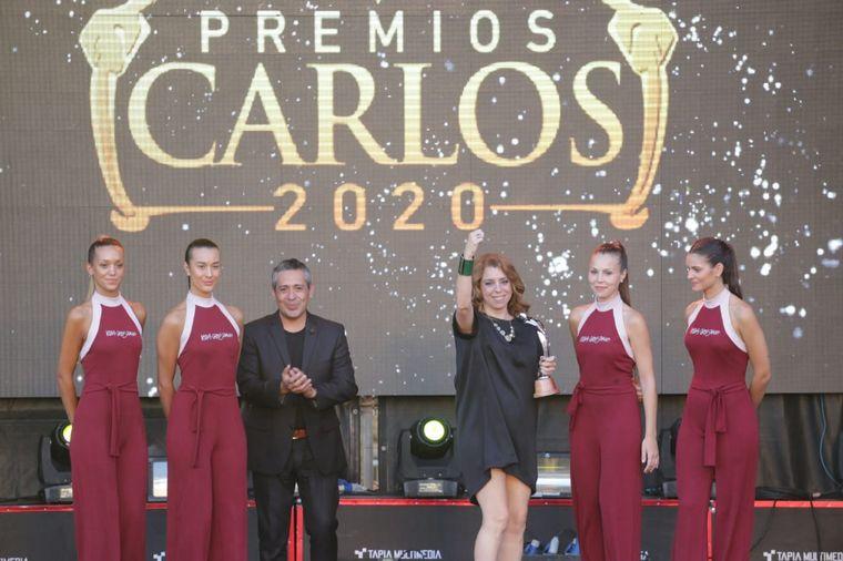 FOTO: El elenco de Rotos de Amor, ganadores como mejor comedia dramática.