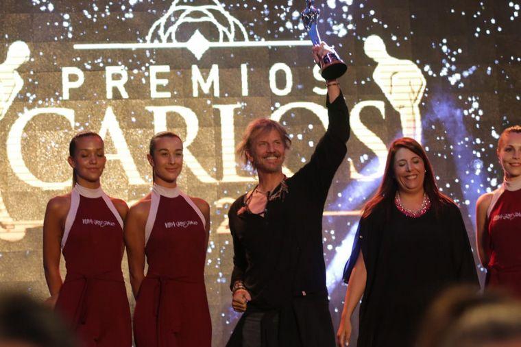 FOTO: Rotos de Amor, con Laport, Laplace y Hugo Arana se coronó Mejor Comedia