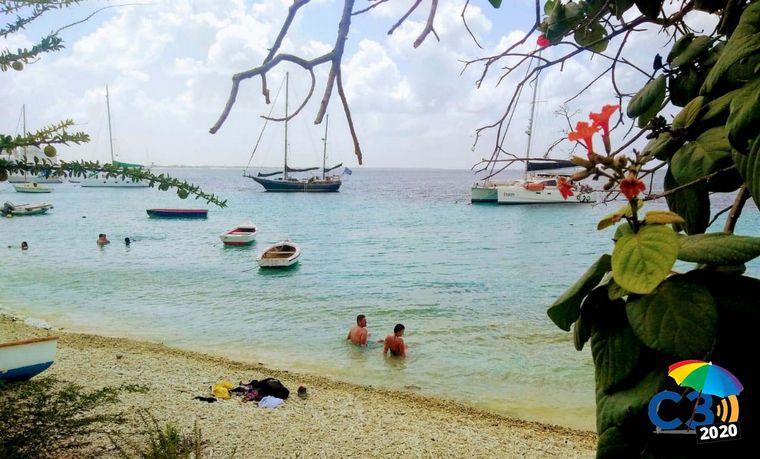 AUDIO: Los turistas del crucero son, en su mayoría, colombianos y panameños.