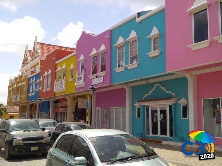 FOTO: Matias Arrieta en Bonaire (Antillas Holandesas)
