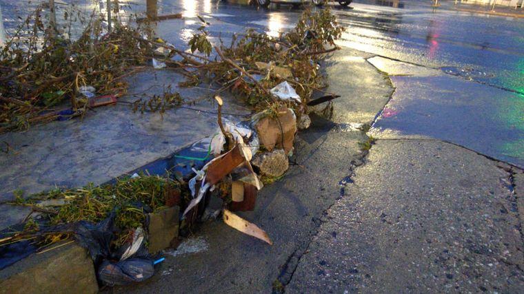 FOTO: La tormenta en Córdoba provocó inundaciones de calles y evacuados.