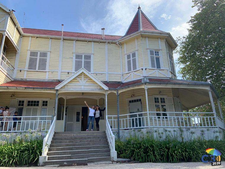 AUDIO: Villa Victoria fue construida en 1912 por la familia Ocampo.