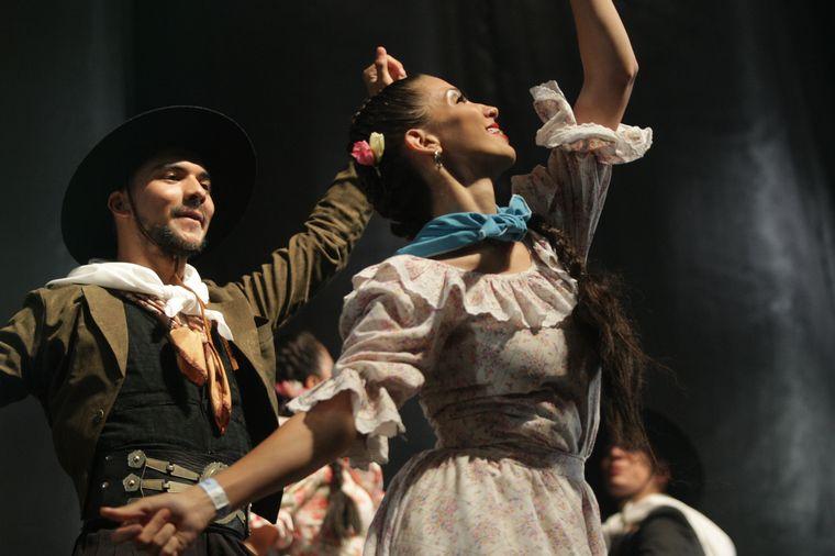 FOTO: Comenzó este viernes el Festival más importante de Villa María