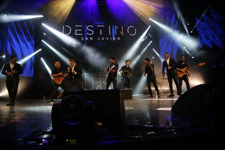 FOTO: Postales de la primera noche de festival en Villa María
