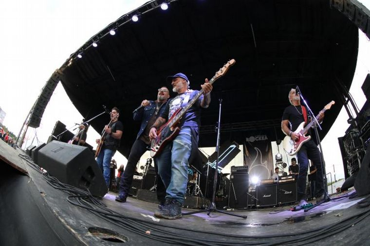 FOTO: Segunda jornada de Cosquín Rock.