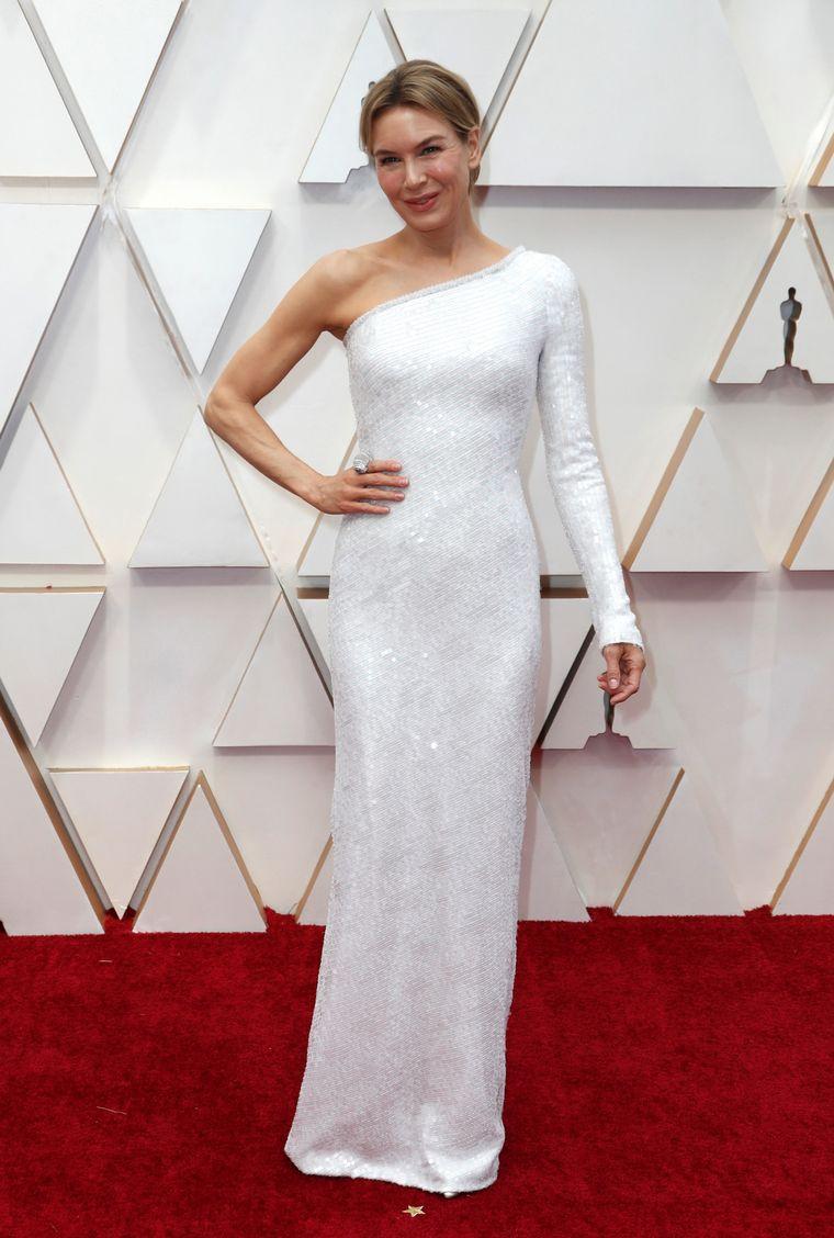 FOTO: Regina King en la alfombra roja de los Oscar 2020.