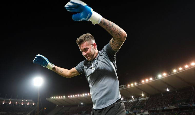 "FOTO: Guido llegó a la ""T"" en el ascenso de 2016 y se consolidó en Primera."