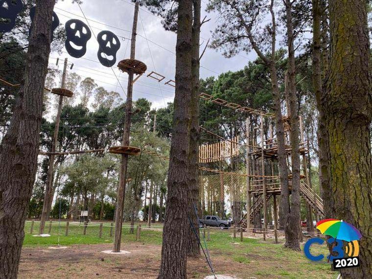AUDIO: El parque se inaugurará en 10 días (Por Micaela Rodríguez)