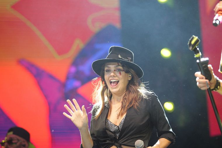 FOTO: El divertido show de Los Caligaris en el Festival de Peñas