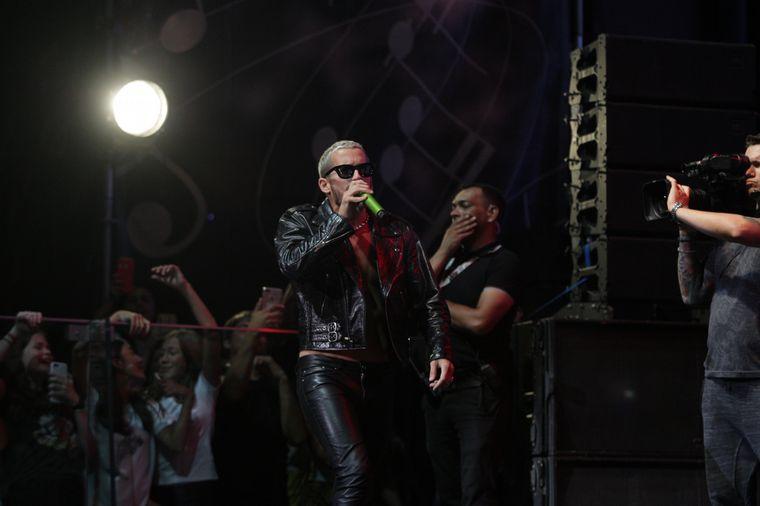 FOTO: Mau y Ricky en el Festival Internacional de Peñas