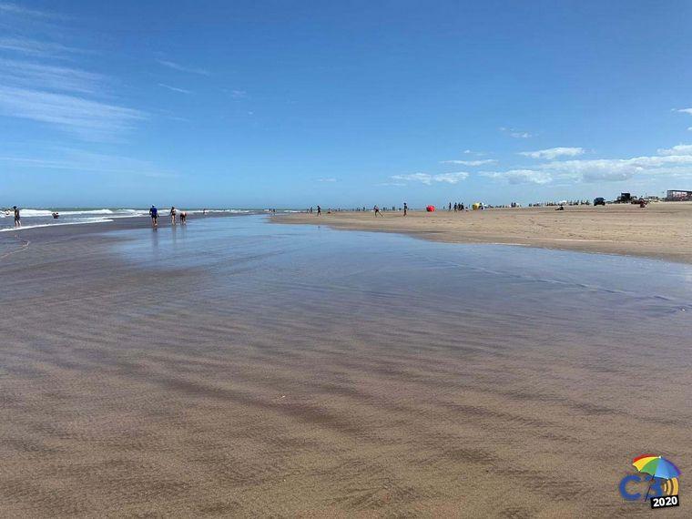 AUDIO: Playas del Balcón, una opción al sur de Mar del Plata.