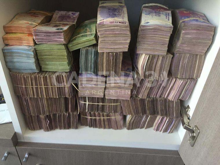 FOTO: Impactantes imágenes del operativo por la financiera ilegal