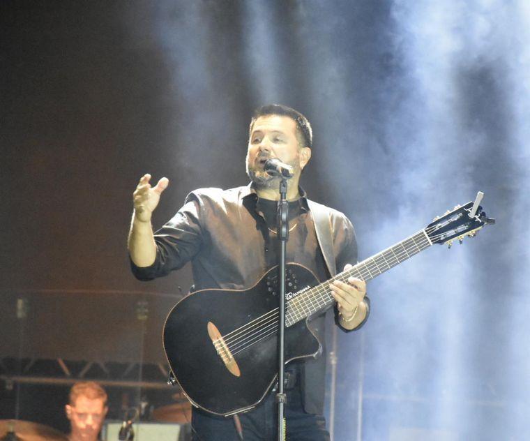 FOTO: Jorge Rojas enamoró a su público en La Fiesta de la Chaya.