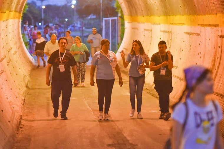FOTO: Público en la Fiesta de la Chaya