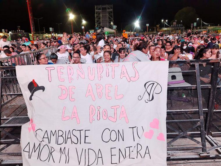 FOTO: Público en la Fiesta Nacional de la Chaya