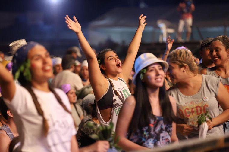 FOTO: La Riojana Somos en la Fiesta de la Chaya