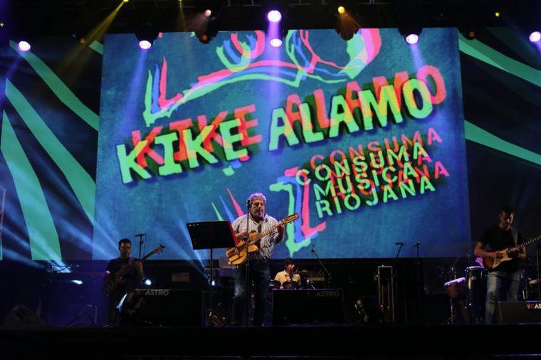 FOTO: Kike Álamo en la Fiesta de la Chaya