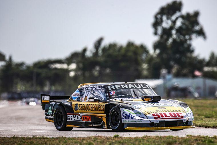 """FOTO: Ardusso con su """"Tornado"""" del Renault Sport Torino Team, quedó 2º. Gent. Prensa RS"""