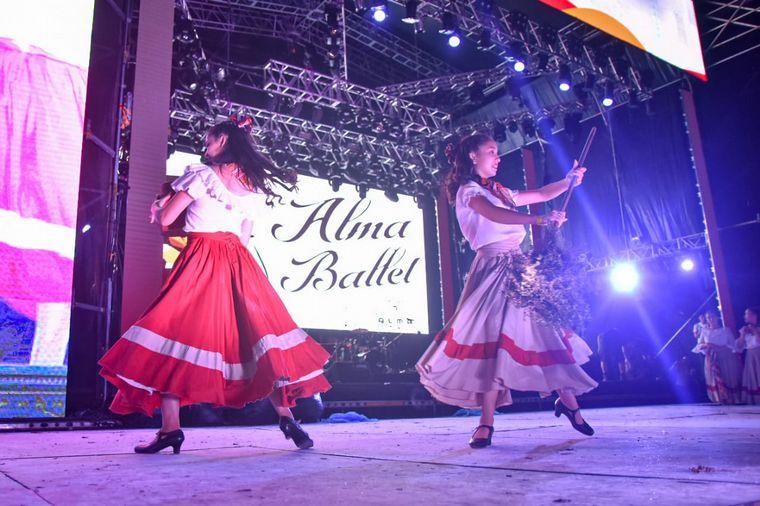 FOTO: Cuarta velada de la Fiesta Nacional de la Chaya