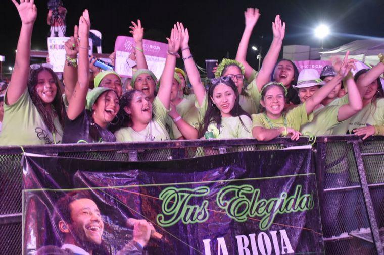 FOTO: Juan Arabel en la Fiesta de la Chaya