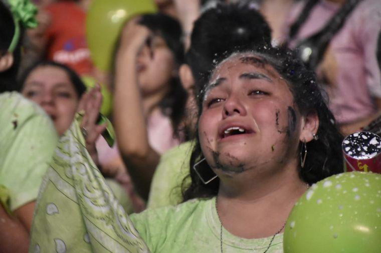 FOTO: La Negra Salsa en la Fiesta de la Chaya