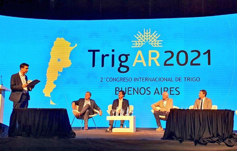 AUDIO: Juan Carlos Martínez, presidente de la Bolsa de Cereales de CBA