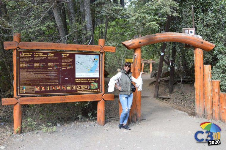 AUDIO: Cascada de los duendes, magia en el Parque Nahuel Huapi (por Marcela Psonkevich)