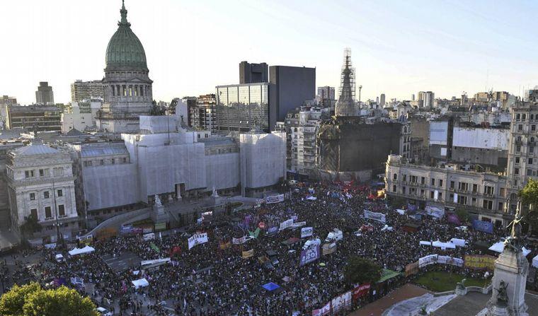AUDIO: Movilización en Córdoba por la despenalización del aborto (Por Jorge Mercado)