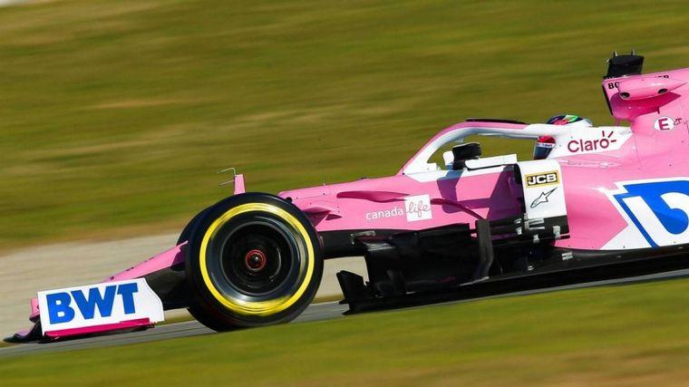 FOTO: Kimi Raikkonen puso la mejor vuelta de la tarde con el Alfa Romeo