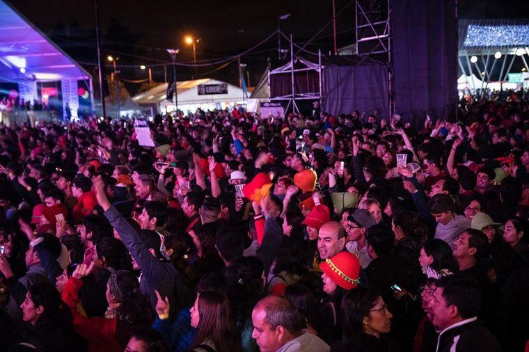FOTO: Imágenes de la primera velada del Carnaval de Los Tekis