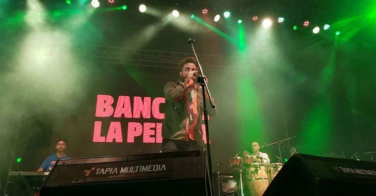 FOTO: BancateLaPelusa en el Festival del Lomito