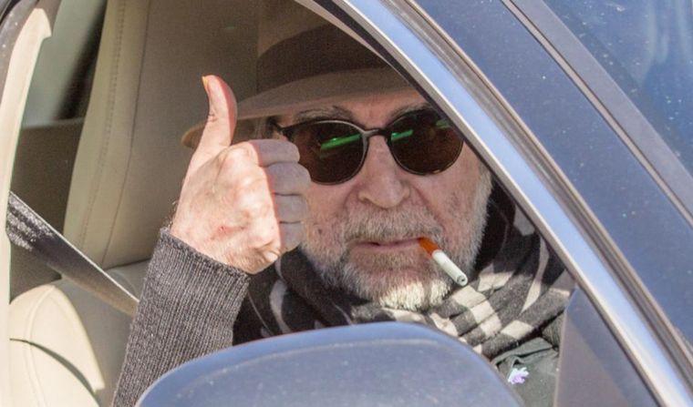 Joaquín Sabina es dado de alta tras ser operado de un hematoma