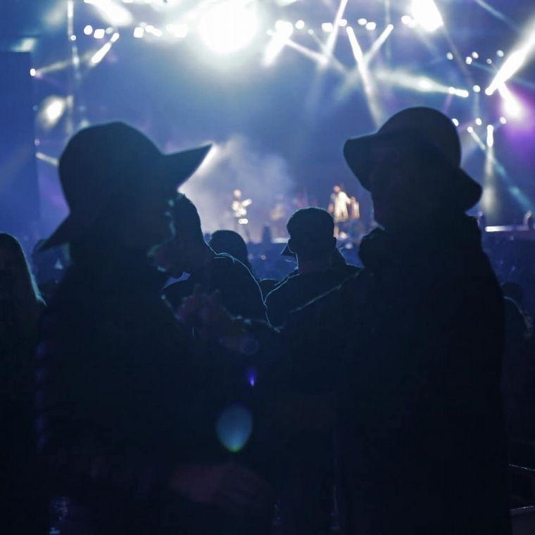 FOTO: Público en la tercera noche del Carnaval de Los Tekis