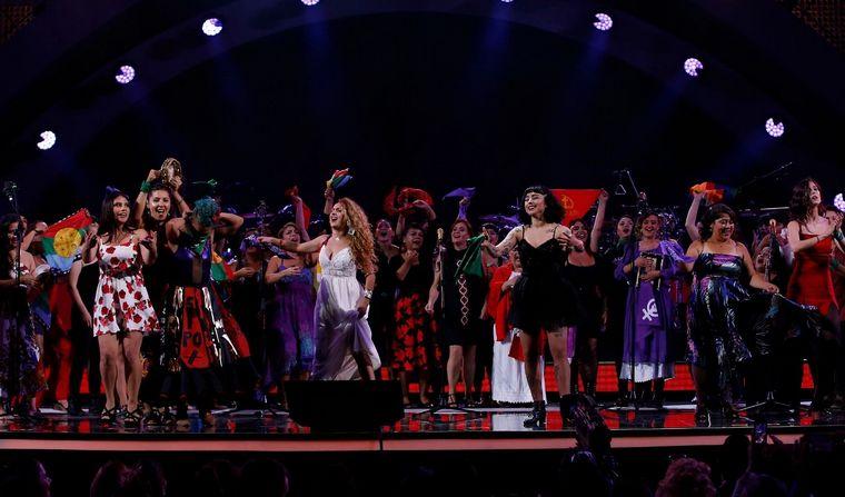 FOTO: Segunda noche del Festival Internacional de la Canción de Viña del Mar.